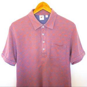 Michael Bastian x Uniqlo Men Size L Polo Cotton